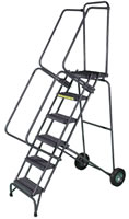 Photo of Fold-n-Store ladder