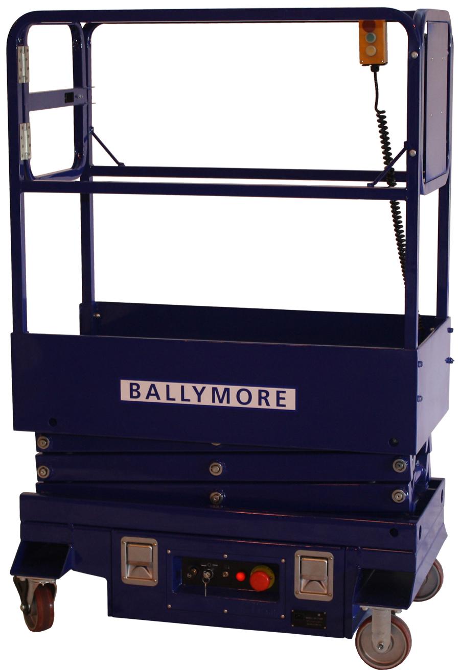 Mini Scissor Lift Ballymore