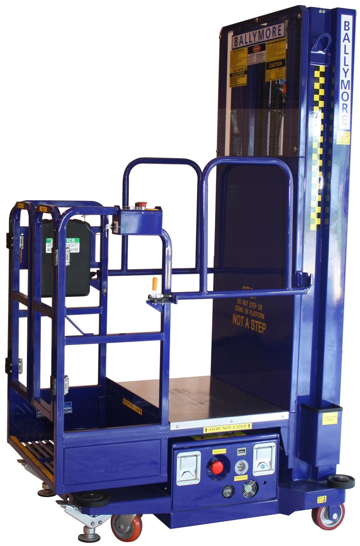 Power Stocker Lift | Ballymore