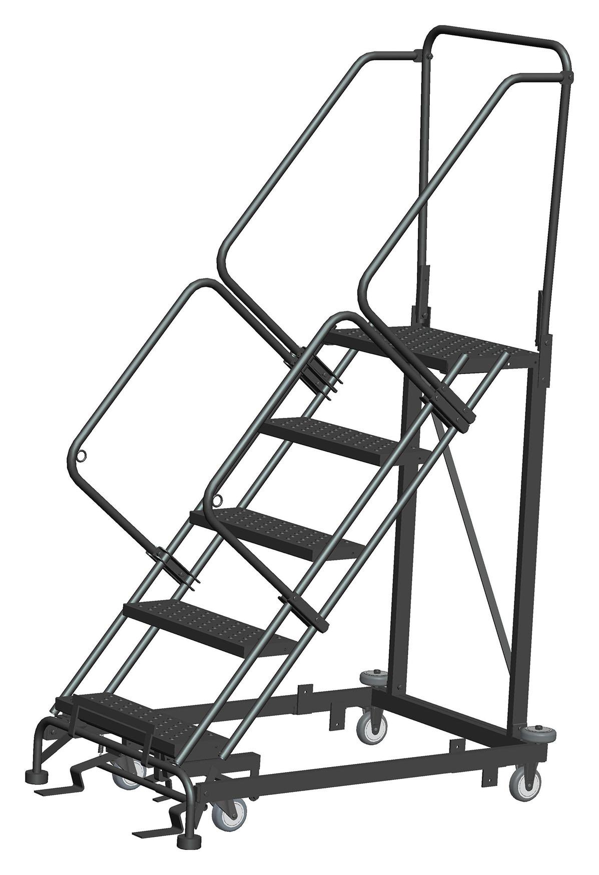 Heavy Duty Stairway Slope Ladder Ballymore