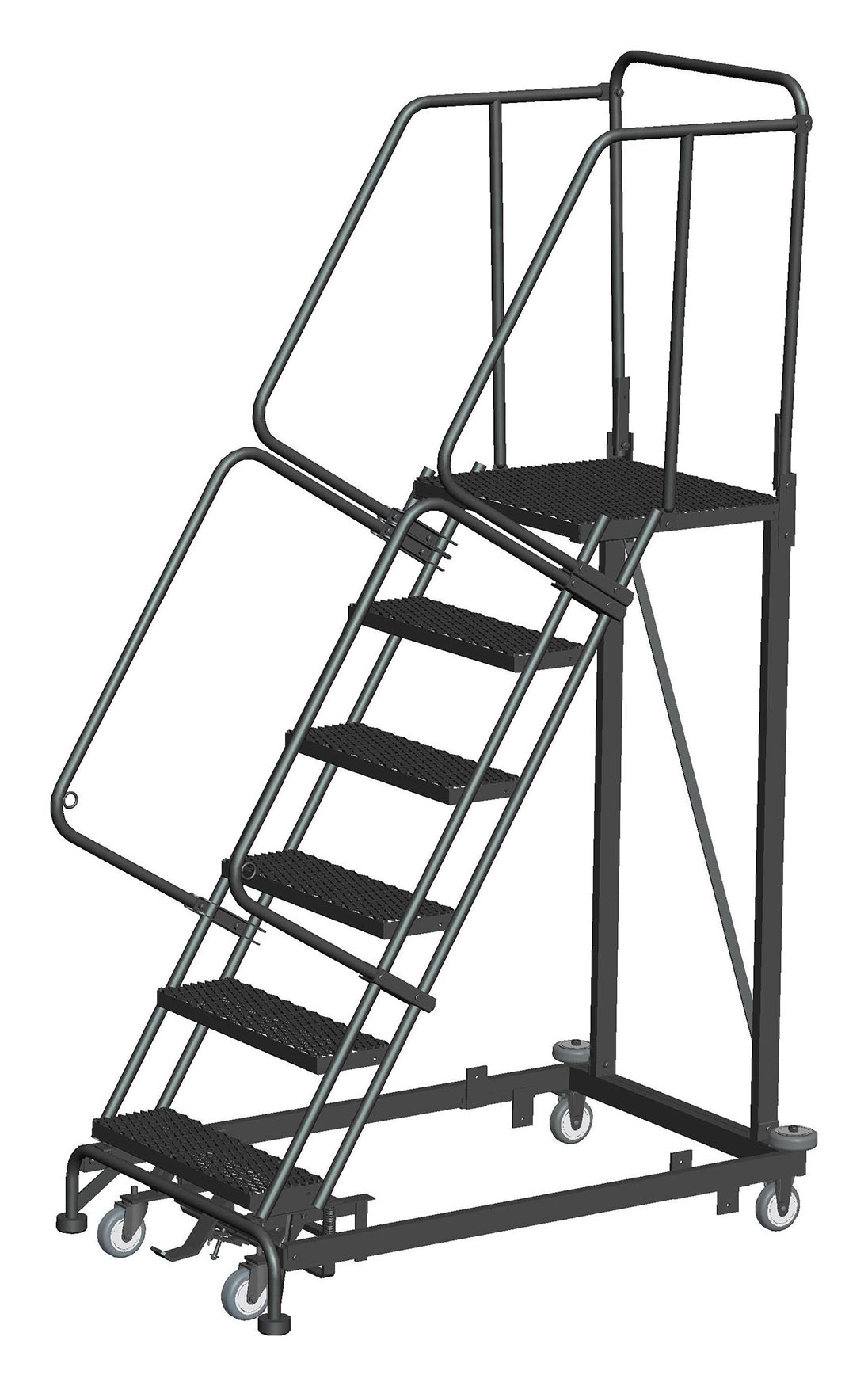 Monster Line Rolling Safety Ladder Ballymore