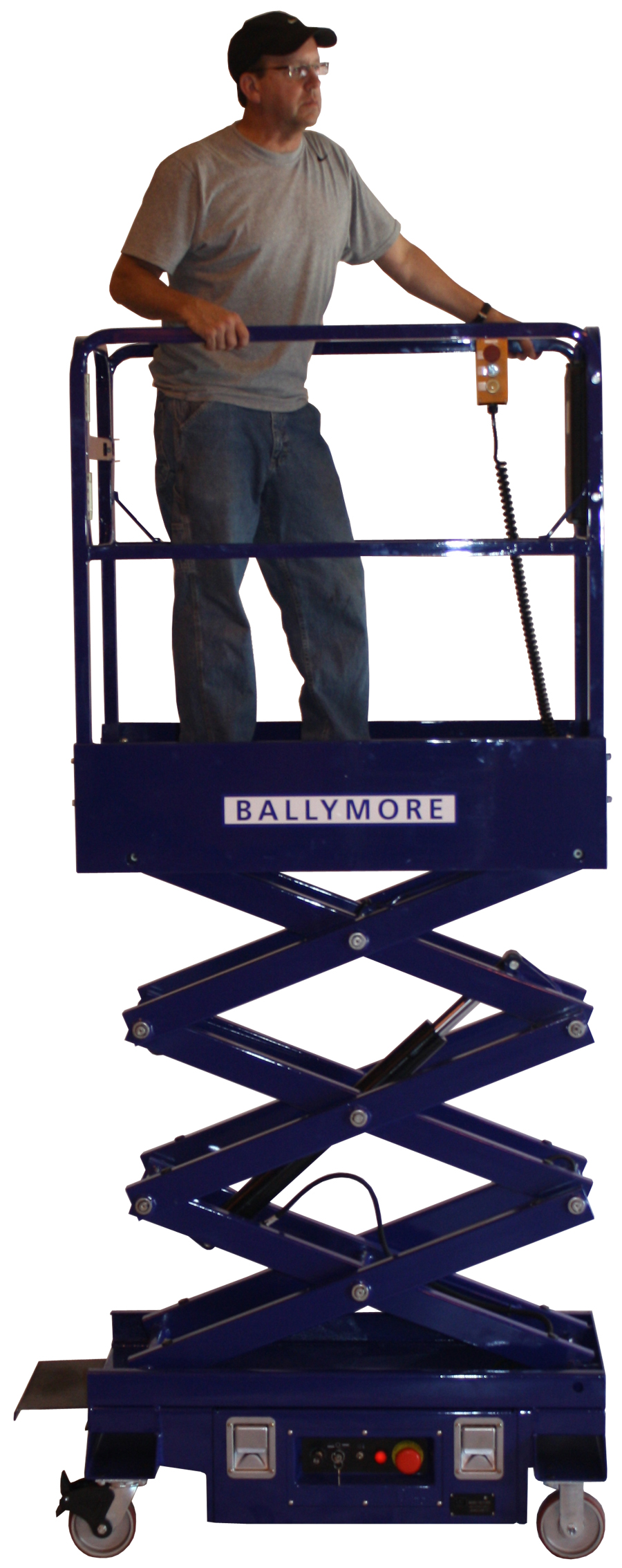 Mini Scissor Lift Ballymore