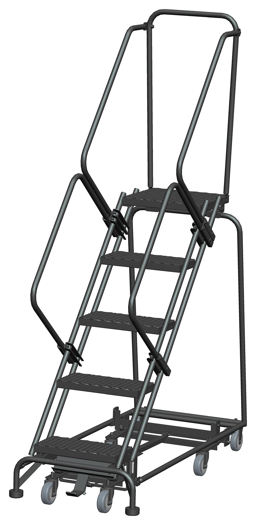 Weight Actuated Lockstep Ladders All Directional 50