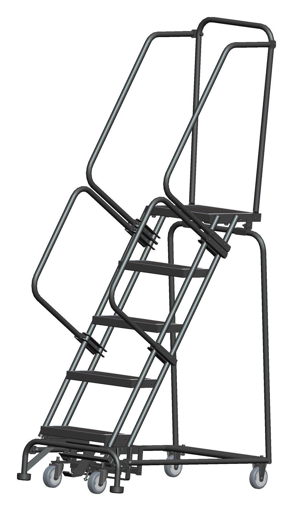 Weight Actuated Lockstep Ladders Ballymore